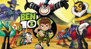 BEN 10: POWER TRIP disponibile da oggi su PC e Console