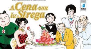 RUMIKO TAKAHASHI presenta A cena con la Strega