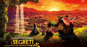 Il Pokémon misterioso Zarude debutta nel nuovo film Pokémon