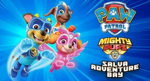PAW PATROL: MIGHTY PUPS SALVA ADVENTURE BAY disponibile da oggi