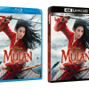 Mulan: Il live action disponibile in 4K UHD, Bluray e DVD dall'11 Novembre