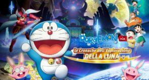 Doraemon: Nobita e le Cronache dell'Esplorazione della Luna - Recensione, Trailer e Screenshot