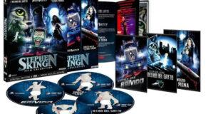 STEPHEN KING FILM COLLECTION disponibile dal 10 Dicembre in DVD e Bluray