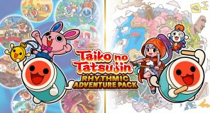 TAIKO NO TATSUJIN: RYTHMIC ADVENTURE PACK disponibile da oggi