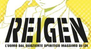 REIGEN sarà disponibile dal 16 dicembre in fumetteria, libreria e store online!
