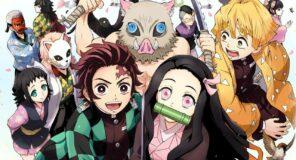 DEMON SLAYER: Annunciati i romanzi basati sul Manga