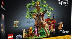LEGO Ideas: ritorna al Bosco dei Cento Acri con il nuovo set dedicato a Winnie The Po