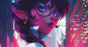 Star Comics: Artgerm firma la variant cover di Sweet Paprika