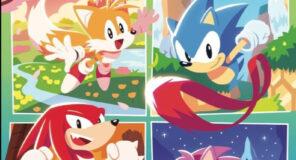 IDW Publishing celebra 30 anni di Sonic con dei Fumetti
