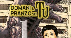 DOMANI IL PRANZO SEI TU debutta con il primo volume