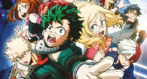 MY HERO ACADEMIA: Il Manga The Movie arriva in Italia