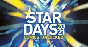 Star Days: Il personaggio di Mirka Andolfo protagonista della locandina dell'evento