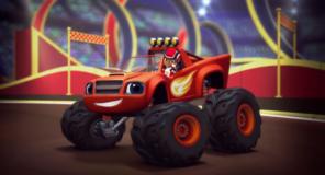 Blaze e le mega macchine: Annunciato il videogioco ufficiale