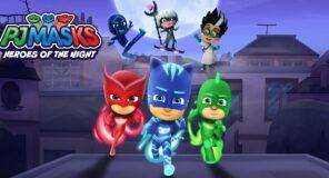 PJ MASKS: Eroi della notte annunciato per PC e Console