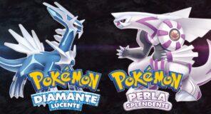 Pokémon: Nuovi dettagli per Arceus, Pokémon Diamante Lucente e Pokémon Perla Splendente