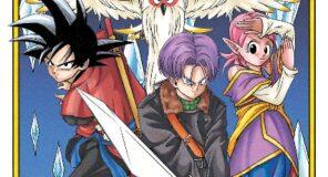 SUPER DRAGON BALL HEROES disponibile da fine maggio con un nuovo Manga