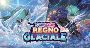 L'espansione Spada e Scudo - Regno Glaciale del GCC Pokémon è disponibile