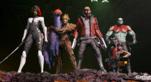Marvel's Guardian of the Galaxy non sarà multiplayer