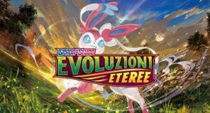 Pokémon: La nuova espansione Spada e Scudo - Evoluzioni Eteree