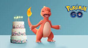 Pokèmon Go festeggia 5 anni con tante novità