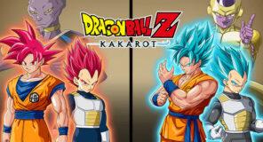 DRAGON BALL Z: KAKAROT + A NEW POWER AWAKENS SET: Nuovo Trailer per l'edizione Switch