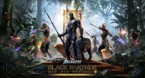 "Marvel's Avengers: Black Panther ""Animatic Trailer"""