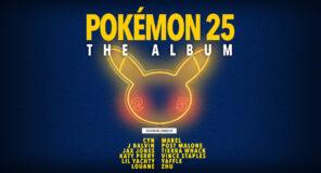 POKÉMON 25: L'album arriva il 15 OTTOBRE